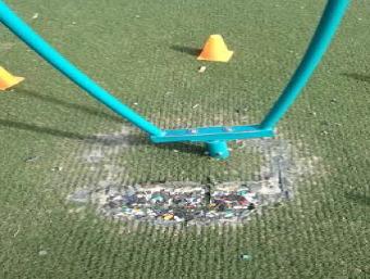 Playground repair