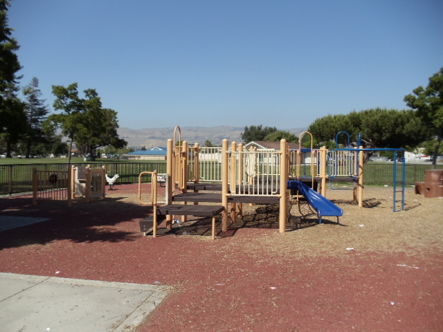 Dublin CA. Grant Funding for Playground Safety Inspections