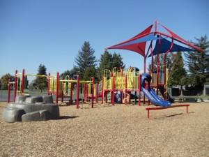 Playground Safety Inspection - Pleasanton School