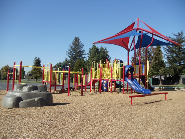 Playground Safety Inspection – Pleasanton, CA Elementary School: Same Day Service