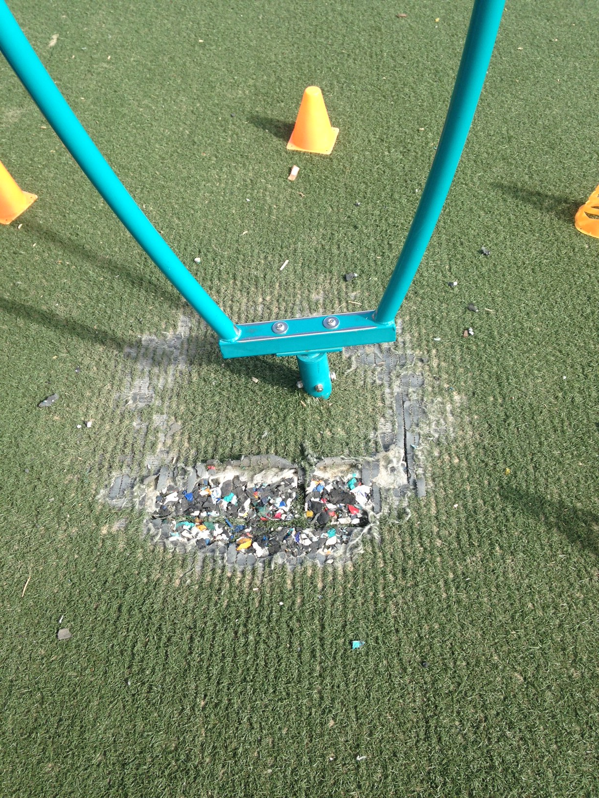Grants for Playground safety surface and equipment – Dublin CA